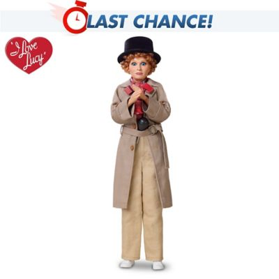 Fashion Doll I Love Lucy Lucy And Harpo Marx Fashion Doll