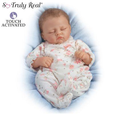 Sophia Lifelike Baby Doll