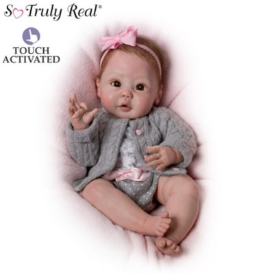 Doll Cuddly Coo Interactive Baby Doll