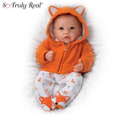 Lil Rascal Lifelike Baby Doll