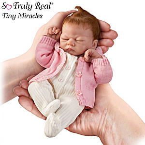 The First-Ever So Truly Real® 10-Inch Baby Doll