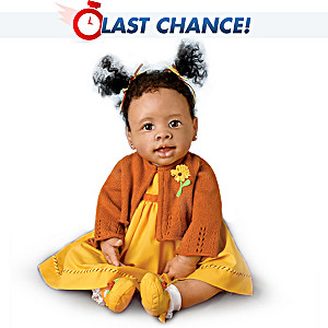 Imani African-American Musical Baby Doll