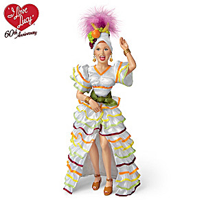 "I LOVE LUCY ""Be A Pal"" Poseable TALKING Doll"