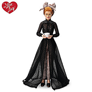 "I LOVE LUCY ""L.A. At Last"" Poseable ""Talking"" Doll"
