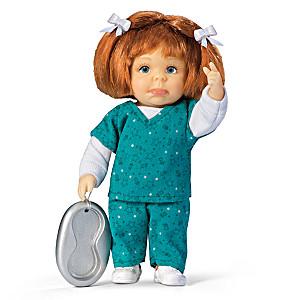 I Don't Do Bed Pans Child Doll