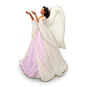 "Cindy McClure ""Lift Every Voice And Sing"" Angel Doll"