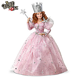 Wizard Of Oz Glinda The Good Witch Singing Collector Doll