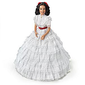 """""""Scarlett, A Fancy Fiddle Dee Dee"""" Talking Doll"""