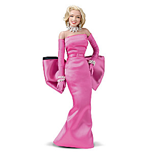 Marilyn Monroe Diamond Anniversary Singing Fashion Doll