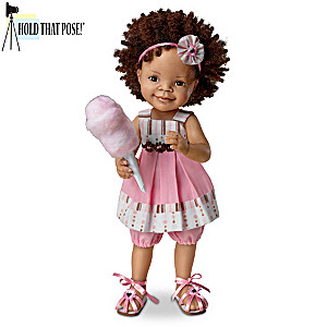 "Jane Bradbury ""Sugar 'N' Spice"" Child Doll"