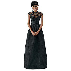 Michelle Obama 2013 White House Correspondents Dinner Doll