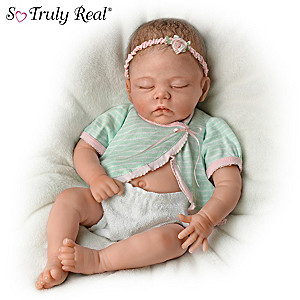 "Linda Murray ""Adorable Morgan"" Newborn Baby Doll"