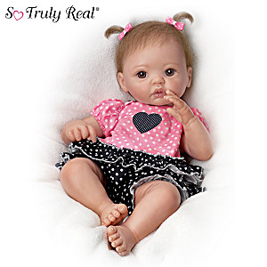 "Cheryl Hill ""My Little Sweetheart"" So Truly Real Baby Doll"