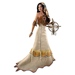 "Renata Jansen ""Sacred Circle Of Love"" Porcelain Bride Doll"