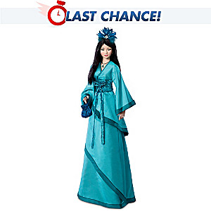 Yeh-Shen Porcelain Doll From The Very First Cinderella Story