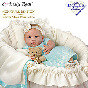 "Linda Murray ""You Are So Beautiful"" Lifelike Baby Doll"