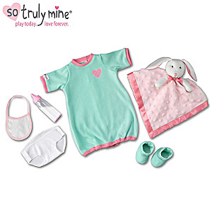 Nighty, Night Accessory Set For The So Truly Mine Baby Doll