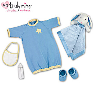 Starry Night Accessory Set For The So Truly Mine Baby Doll