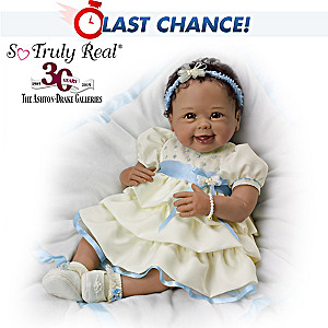 "Linda Murray ""Pretty In Pearls"" 30th Anniversary Baby Doll"