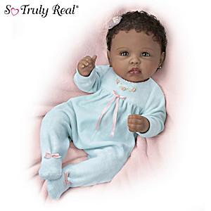 "Linda Murray So Truly Real ""Tiffany"" Baby Doll"