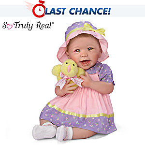"Linda Murray ""Abigail's First Easter"" Baby Doll"