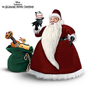 Tim Burton's The Nightmare Before Christmas Sandy Claws