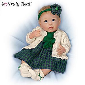 """Linda Murray """"Shannon"""" Irish Heritage Tribute Baby Doll"""