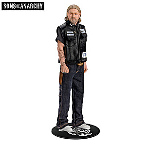 SONS OF ANARCHY JAX TELLER Portrait Figure