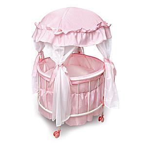 Royal Baby Crib Doll Accessory