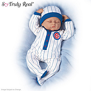 """Cubs """"Kris, Dreaming Of Another Championship"""" Baby Doll"""