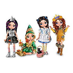 "Jasmine Becket-Griffith ""Adventures In Oz"" Doll Collection"