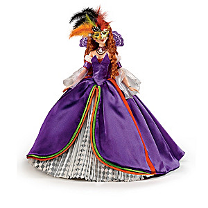 "Nene Thomas ""Masked Ball"" Poseable Doll Collection"