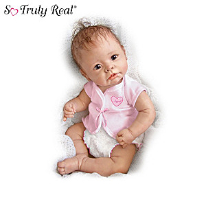 Linda Murray Lifelike Baby Girl Doll Collection