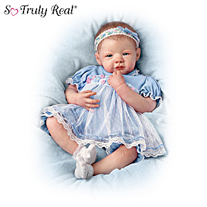 Lifelike Poseable Baby Doll Collection By Marissa May