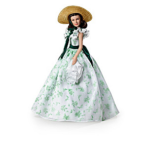 Gone With The Wind Collector Edition Scarlett Talking Dolls