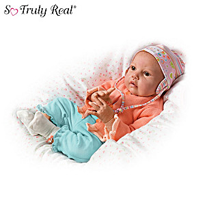 "Jannie DeLange ""Baby's Day Out"" Baby Doll Collection"