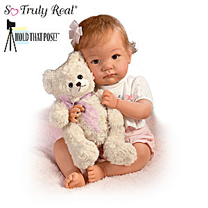 """Cheryl Hill """"I'll Love You Forever"""" Baby Doll Collection"""