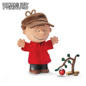"""A Charlie Brown Christmas"" 50th Anniversary Doll Collection"