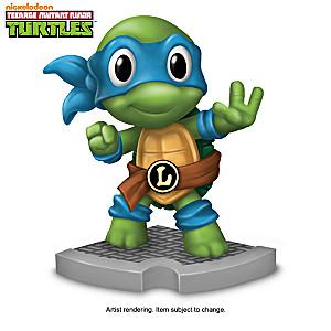 Teenage Mutant Ninja Turtles Miniature Figure Collection